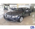 Mercedes Clase C Touring 220 CDI TD Classic usado (2008) color Negro precio u$s14.800