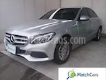 Foto venta Carro usado Mercedes Benz Clase C 180 Aut (2015) color Plata Paladio precio $76.990.000
