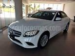 Foto venta Auto usado Mercedes Benz Clase C 180 Aut (2019) color Blanco Calcita   precio $599,900