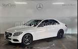 Foto venta Auto usado Mercedes Benz Clase C 180 Aut (2018) color Blanco precio $419,000