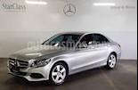 Foto venta Auto usado Mercedes Benz Clase C 180 Aut (2016) color Plata precio $329,000