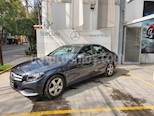 Foto venta Auto usado Mercedes Benz Clase C 180 Aut (2016) color Gris precio $335,000