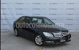 Foto venta Auto usado Mercedes Benz Clase C 180 CGI Aut NAVI (2013) color Negro Obsidiana precio $220,000