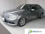 Foto venta Carro usado Mercedes Benz Clase C 180 CGI Aut color Plata Iridio precio $58.990.000