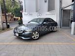 Foto venta Auto usado Mercedes Benz Clase C 180 CGI Aut (2016) color Gris precio $348,900
