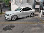 Foto venta Auto usado Mercedes Benz Clase C 180 CGI Aut (2014) color Blanco precio $298,850