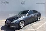 Foto venta Auto usado Mercedes Benz Clase C 180 CGI Aut (2014) color Gris precio $249,900