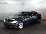 Foto venta Auto usado Mercedes Benz Clase C 180 CGI Aut (2013) color Gris precio $229,000