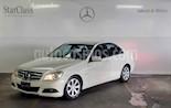 Foto venta Auto usado Mercedes Benz Clase C 180 CGI Aut (2012) color Blanco precio $189,000