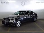 Foto venta Auto usado Mercedes Benz Clase C 180 CGI Aut (2012) color Gris precio $209,000