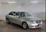 Foto venta Auto usado Mercedes Benz Clase C 180 CGI Aut (2011) color Plata precio $199,000