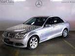 Foto venta Auto usado Mercedes Benz Clase C 180 CGI Aut (2012) color Plata precio $199,000