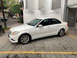 Foto venta Auto usado Mercedes Benz Clase C 180 CGI Aut (2013) color Blanco precio $245,000