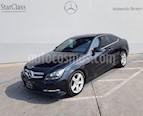 Foto venta Auto usado Mercedes Benz Clase C 180 CGI Coupe Aut  (2014) color Negro precio $299,900