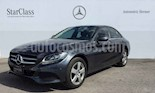 Foto venta Auto usado Mercedes Benz Clase C 180 CGI (2017) color Gris precio $389,900
