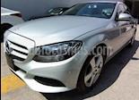 Foto venta Auto usado Mercedes Benz Clase C 180 CGI (2017) color Plata precio $378,000