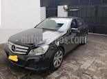 Foto venta Auto usado Mercedes Benz Clase C 180 CGI (2012) color Negro precio $205,000