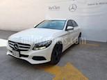 Foto venta Auto usado Mercedes Benz Clase C 180 CGI (2017) color Blanco precio $389,000