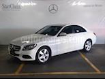 Foto venta Auto usado Mercedes Benz Clase C 180 CGI (2017) color Blanco precio $379,000