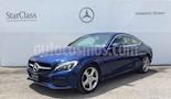 Foto venta Auto usado Mercedes Benz Clase C 200 CGI Coupe Aut (2017) color Azul precio $469,900
