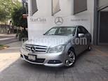 Foto venta Auto usado Mercedes Benz Clase C 200 CGI Exclusive Aut (2012) color Gris precio $218,900