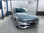 Foto venta Auto usado Mercedes Benz Clase C 200 CGI Exclusive Aut (2016) color Plata precio $359,000