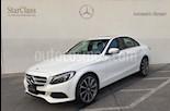 Foto venta Auto usado Mercedes Benz Clase C 200 CGI Exclusive Aut (2017) color Blanco precio $449,900
