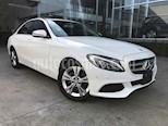 Foto venta Auto usado Mercedes Benz Clase C 200 CGI Exclusive Aut (2017) color Blanco precio $395,000