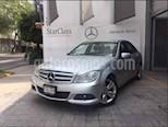 Foto venta Auto usado Mercedes Benz Clase C 200 CGI Exclusive Aut (2012) color Gris precio $235,000
