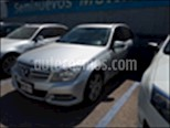 Foto venta Auto usado Mercedes Benz Clase C 200 CGI Exclusive Aut (2013) color Plata precio $225,000