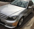 Foto venta Auto usado Mercedes Benz Clase C 200 CGI Exclusive Plus Aut (2010) color Plata precio $210,000