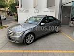 Foto venta Auto usado Mercedes Benz Clase C 200 CGI Exclusive (2011) color Gris precio $195,000