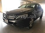 Foto venta Auto Seminuevo Mercedes Benz Clase C 200 CGI Exclusive (2016) color Gris Tenorita precio $370,000