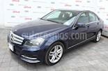Foto venta Auto usado Mercedes Benz Clase C 200 CGI Sport Aut (2013) color Azul precio $220,000