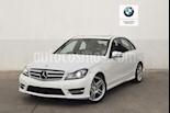 Foto venta Auto usado Mercedes Benz Clase C 200 CGI Sport Aut color Blanco precio $260,000