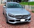 Foto venta Auto usado Mercedes Benz Clase C 200 CGI Sport Aut (2017) color Plata precio $430,000