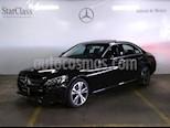 Foto venta Auto usado Mercedes Benz Clase C 200 CGI Sport Aut (2017) color Negro precio $449,000