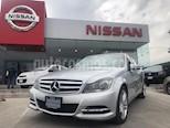 Foto venta Auto usado Mercedes Benz Clase C 200 CGI Sport Aut color Plata precio $235,000