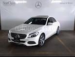 Foto venta Auto usado Mercedes Benz Clase C 200 CGI Sport Aut (2017) color Blanco precio $449,000