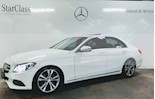 Foto venta Auto usado Mercedes Benz Clase C 200 CGI Sport Aut (2016) color Blanco precio $389,000