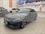 Foto venta Auto usado Mercedes Benz Clase C 200 CGI Sport Aut (2015) color Gris precio $315,000