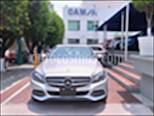 Foto venta Auto usado Mercedes Benz Clase C 200 CGI Sport Aut (2015) color Plata precio $349,900