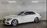 Foto venta Auto usado Mercedes Benz Clase C 200 CGI Sport (2018) color Blanco precio $499,000