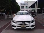 Foto venta Auto usado Mercedes Benz Clase C 200 CGI Sport (2018) color Blanco precio $499,900