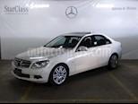 Foto venta Auto usado Mercedes Benz Clase C 200 CGI Sport (2011) color Blanco precio $189,000