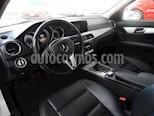 Foto venta Auto usado Mercedes Benz Clase C 200 CGI Sport (2012) color Blanco precio $225,000