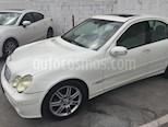 Foto venta Auto usado Mercedes Benz Clase C 230 K Elegance Aut (2005) color Blanco precio $70,000