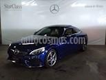 Foto venta Auto usado Mercedes Benz Clase C 250 CGI Coupe Aut (2017) color Azul precio $599,000