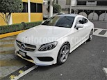 Foto venta Auto Seminuevo Mercedes Benz Clase C 250 CGI Coupe Aut (2017) color Blanco