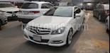 Foto venta Auto usado Mercedes Benz Clase C 250 CGI Coupe (2014) color Blanco precio $345,000